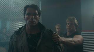 Бойня в ночном клубе — Терминатор (1984) сцена 3/5 QFHD