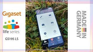 Endlich ein Smartphone für Senioren...? | Gigaset GS195LS Review