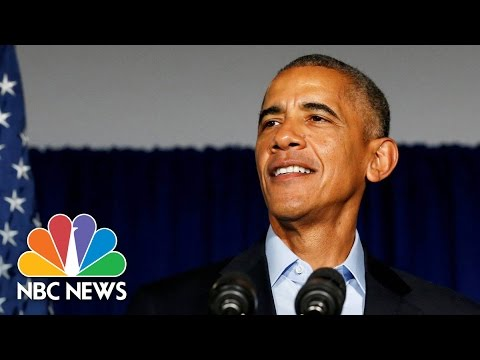 Barack Obama's Legacy: Taking Chances And Lasting Hope | NBC News