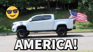 DIY Truck Flag Pole Mount for $15 ... 🇺🇸