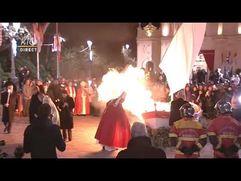 Festivité de la Sainte Dévote à Monaco