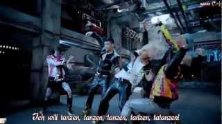[Full MV] Big Bang - FANTASTIC BABY [German sub]