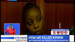 Chilling details on how lawyer Kimani was killed