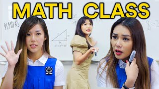 13 Types of Students in Every Math Class