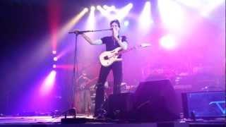 STEVE VAI live Huxleys-Berlin-Germany 22 Nov 2012