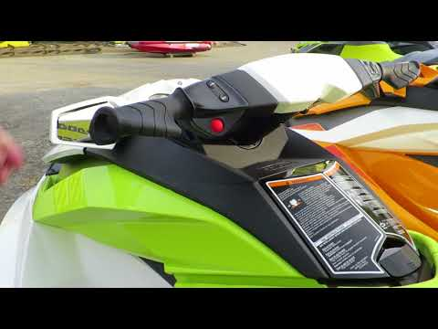 2017:2018 Sea Doo GTI 90HP Review
