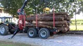 Carro Forestale Galvagni