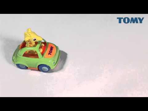"""Tomy Музыкальная игрушка """"Веселый Жираф Водитель"""""""