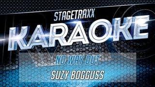Suzy Bogguss - No Way Out (Karaoke)