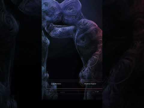 Fotografia dei parassiti che vivono in un corpo umano
