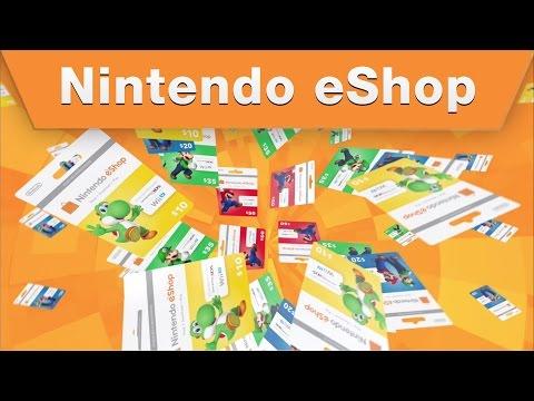 Nintendo eShop Gift Card - 10 USD - North America