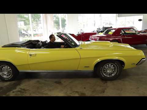 Video of '69 Cougar - JW9E