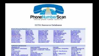How To Find a Cell Phone Number ABSOLUTLY FREE Online