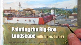 "Painting The ""Big-Box"" Franchise Landscape"