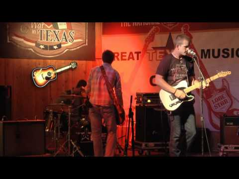 Keller Hicks Band at Shiner Rising Star Competition 2010