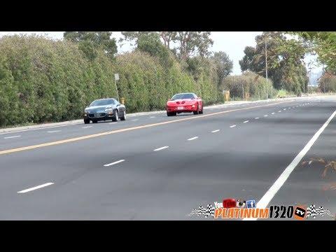 Ls1 Ws6 vs Ls1 Camaro