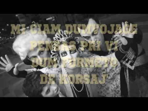 Melody Dean, karaoke-versio en Esperanto
