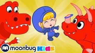 Морфл и Динозавры | Детские мультики | Morphle | Морфл | Moonbug Kids