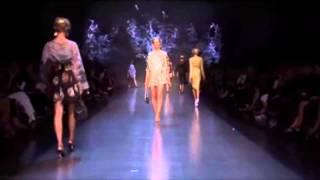DOLCE GABBANA  показ мод весна - літо 2014