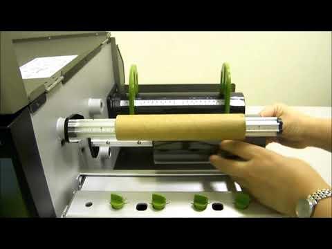 TSC TTP 384MT Thermal Transfer Printer