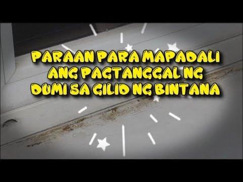 Ay nangangahulugan na hugasan ang inyong buhok gamit ang iyong mga kamay mula sa