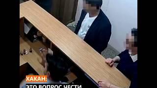 #briefly - Жестокое убийство мужем жены попало на камеру