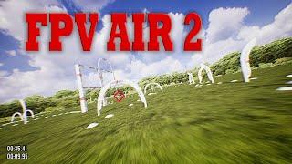 Полёты в симуляторах. #2. FPV AIR 2