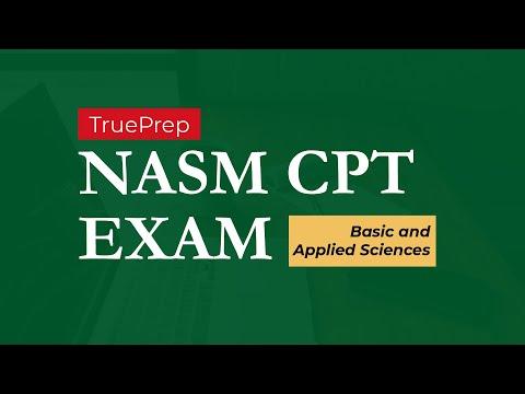 NASM CPT Practice Test #1 | TruePrep - YouTube