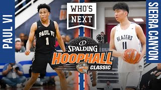 Sierra Canyon (CA) vs Paul VI (VA) - Hoophall Classic 2020 - ESPN Broadcast Highlights