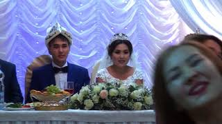 Свадьба Акжигит и Гулиза Часть 3