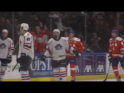 Thunderbirds vs. Crunch | Jan. 25, 2019