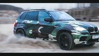 СЛОМАЛ КОРОБКУ на BMW X5M - ремонт 400к?