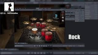 superior drummer 3 rock presets