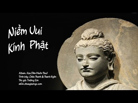 Niềm vui kính Phật