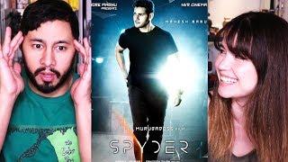 SPYDER   Mahesh Babu   A.R. Murugadoss   Movie Review