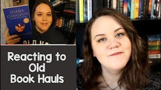 Channel Check In #1 | Reacting to Old Book Hauls