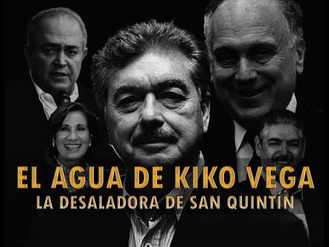 El Agua de Kiko Vega: La Desaladora De San Quintin.