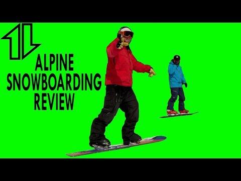 Alpine Snowboarding Review