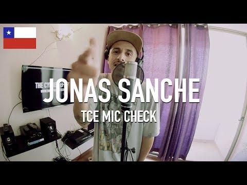 Jonas Sanche - Untitled ( Prod. By Talobeez ) [ TCE Mic Check ]