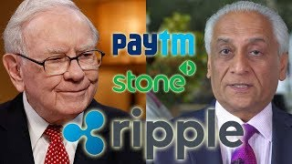 Ripple XRP: Warren Buffett Invests In Fintech & Dilip Rao Talks Retail Vs. Institutional Use Of XRP