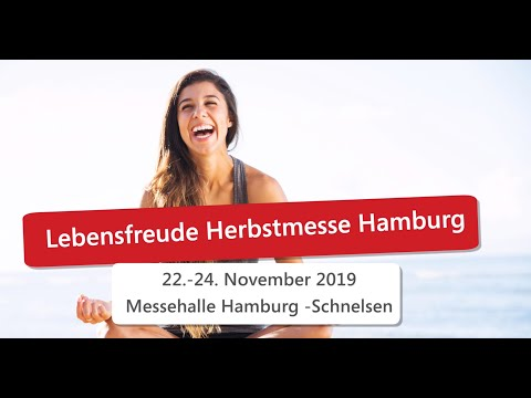 Trailer: Lebensfreude Herbstmesse Hamburg 2019