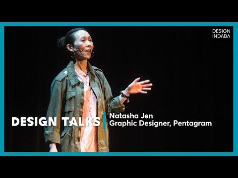 Natasha Jen's 2017 talk