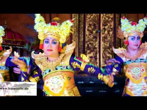 Traditional Balinese Dance -HD