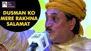 Munnawar Masoom |   Qawwali |Dusman ko mere Rakhna Salamat