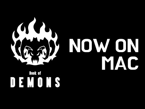 Book of Demons game hacks and slashes onto Mac! thumbnail