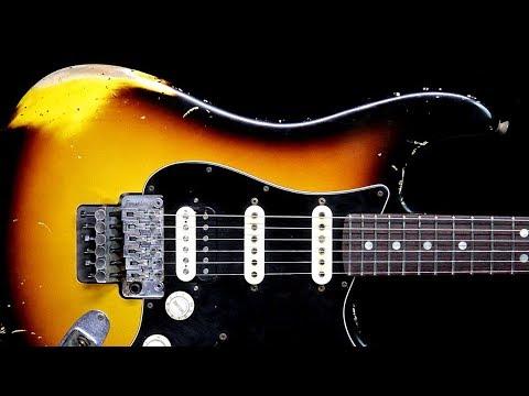 Deep Bluesy Groove Guitar Backing Track Jam in E Minor