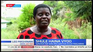 Wazazi na walimu watoa kilio Magarini kaunti ya Kilifi kwa kukosa vyoo shuleni