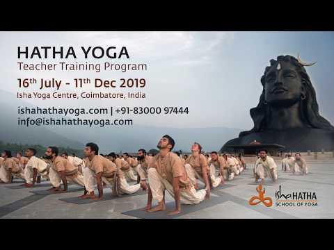 How 21 Weeks Can Transform Your Life: Isha Hatha Yoga Teacher ...