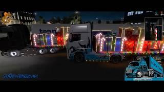 Vánoční event (12 zakázek) na Sim1. 19.12.2019