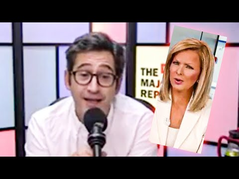 Sam Seder Reacts to Fox Host Getting Caught on Hot Mic